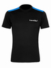 Мужская беговая футболка NordSki Premium (нордски) синяя фото