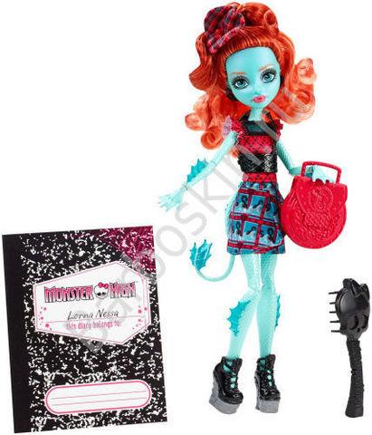 Кукла Monster High  Лорна Макнесси (Lorna McNessie) - Программа обмена монстрами