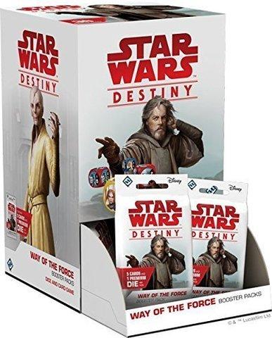 Дисплей бустеров «Star Wars: Destiny. Way of the Force»