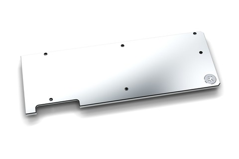 EK-Vector RTX Backplate - Nickel