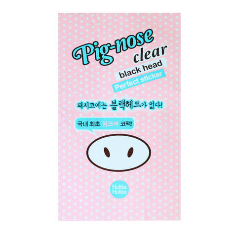 Пластырь Holika holika Pig-nose clear black head