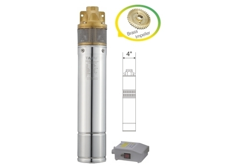 Вихревой погружной скважинный насос 4SKM 100