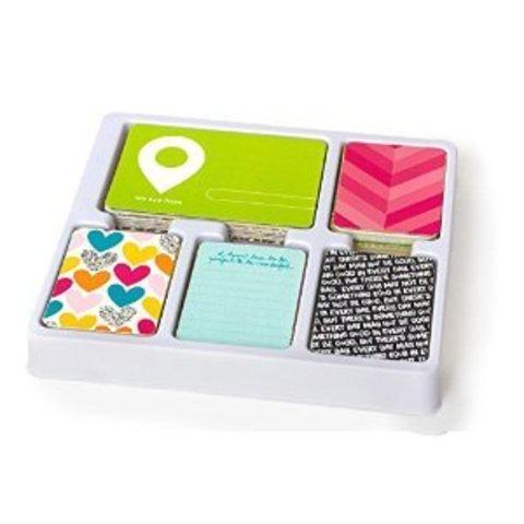 Kiwi edition- комплект карточек для Life Project 616шт