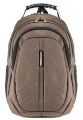 Рюкзак SWISSWIN  1592 Brown