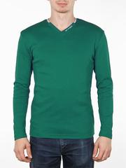3706-27 джемпер мужской, зеленый