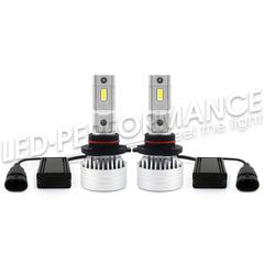 Комплект светодиодных ламп 9005 HB3 X9, 2 шт