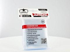 Ultimate Guard - Прозрачные плотные протекторы 80 штук