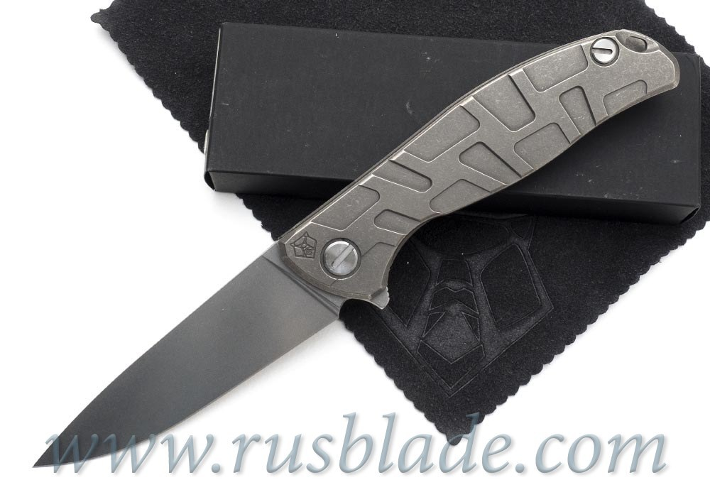 Shirogorov Flipper 95 S35VN T-mode w/ bearings