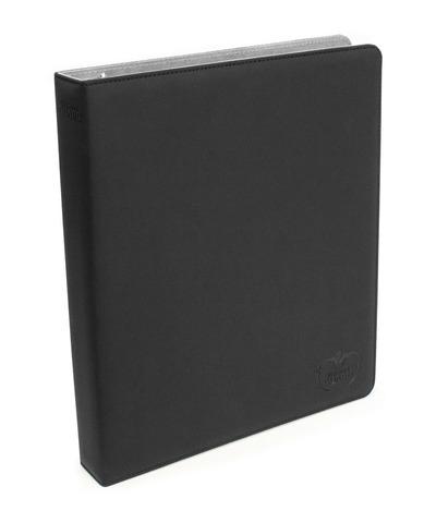 Ultimate Guard - Черный альбом XenoSkin на кольцах для листов 3х3