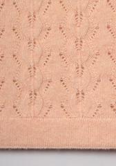 Плед детский 100х150 Luxberry Imperio 77 розовый