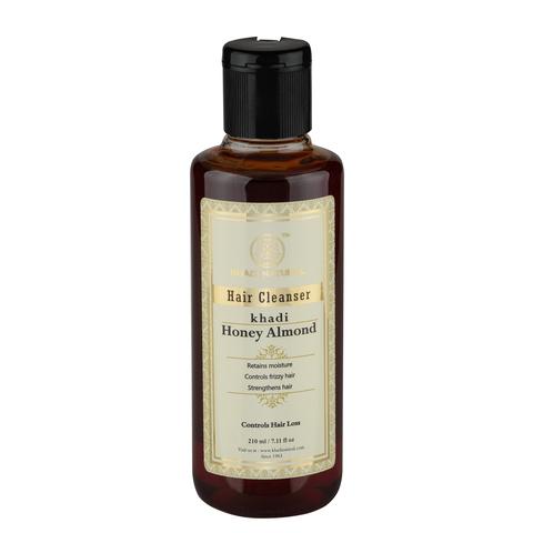 """""""Мед и Миндаль"""" восстанавливающий шампунь для сухих волос, 210 мл"""