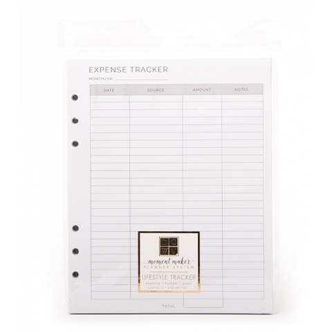 Внутренний для ежедневника А5 -DCWV Moment Maker Planner System Inserts Weekly Pages