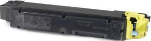 Тонер-картридж Kyocera желтый TK-5140Y ECOSYS P6130cdn/M6x30cdn. Ресурс 5000 стр.
