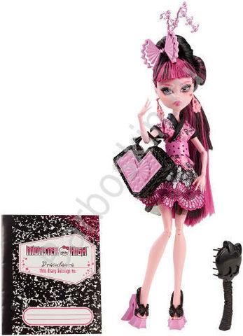 Кукла Monster High Дракулаура (Draculaura) - Программа обмена монстрами