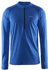Рубашка беговая Craft Active Run Blue мужская
