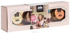 Подарочный набор меда-суфле Peroni «Медовое путешествие С Юлией Высоцкой»
