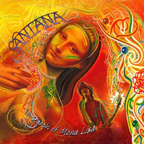 Santana / In Search Of Mona Lisa (CD)