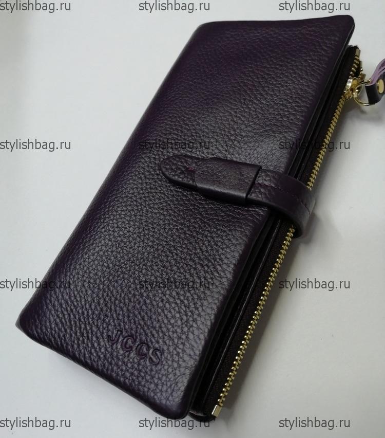 d3184c48ebf6 Женский фиолетовый кошелек JCCS j-1029 violet. Купить женский фиолетовый кошелек  JCCS в интернет магазине ...