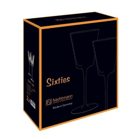Набор из 2-х бокалов Longdrink Aqua 450 мл артикул 88926. Серия Sixties Stella