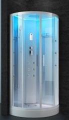 Душевая кабина гидромассажная SSWW WU601RD 90х90 см