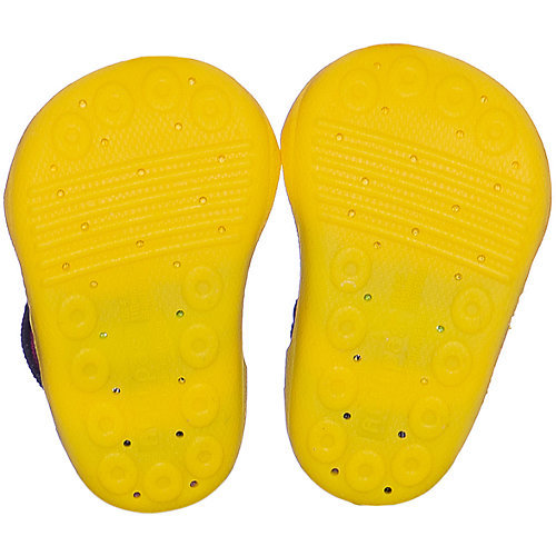 Детская обувь, ботинки марки Attipas RainBow желтый