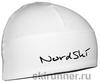 Лыжная шапка Nordski White
