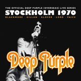 Deep Purple / Stockholm 1970 (RU)(2CD+DVD)