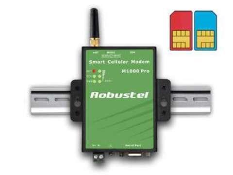 Модем Robustel M1000 Pro V2