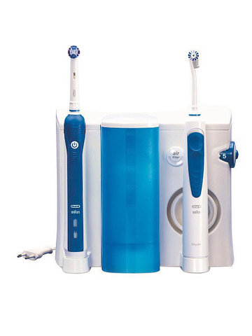 Зубной центр Braun Oral-B ProfessionalCare 8500 OxyJet Center+3000 OC