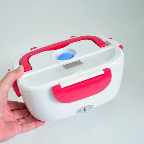 Электрический ланч бокс даст Вам возможность есть домашние горячие ...