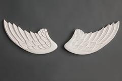 Декор Secret De Maison КРЫЛЬЯ АНГЕЛА ( mod. 217-1123 ) — Античный белый (Antique White)