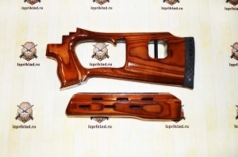 Приклад и цевьё Вепрь СОК-94,95 тип СВД фанера