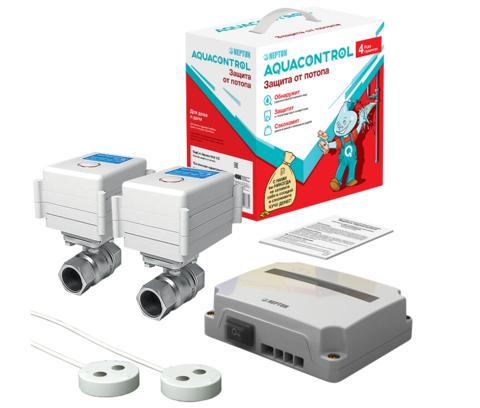 Система защиты от протечки Neptun Aquacontrol 1