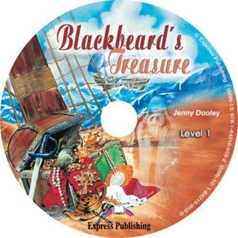 Blackbeard's Treasure.Beginner (5-6 класс). Audio CD