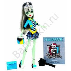Кукла Monster High Фрэнки Штейн (Frankie Stein) - Фотосессия