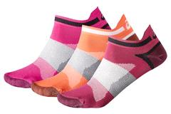 Женские спортивные носки Asics Lyte Sock 123458 6020 разноцветные