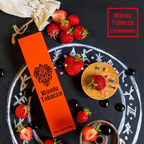 Табак Woodu 250 г Клубника