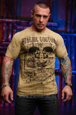 Футболка Ever Motors Xtreme Couture от Affliction