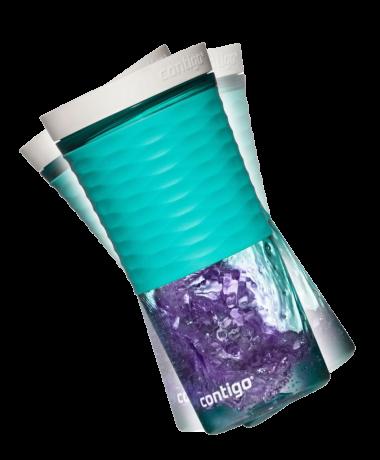 Стакан-шейкер Contigo (0.53 литра) голубой