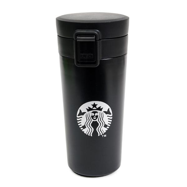Чёрный вариант цвета кружки Starbucks