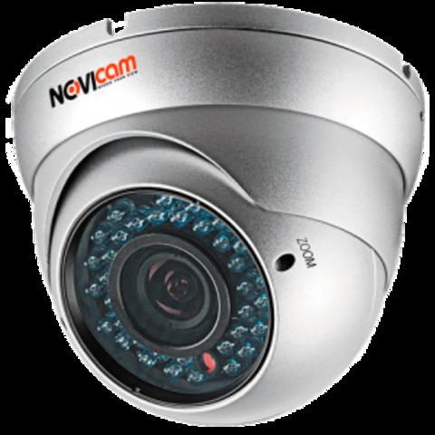 Камера видеонаблюдения Novicam N22W (ver.1230)