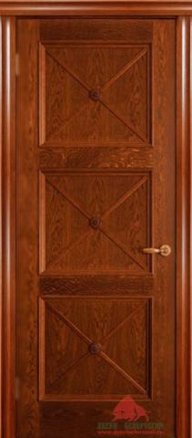 Дверь Двери Белоруссии Адант ПГ, цвет натуральный дуб, глухая