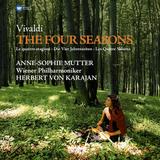 Anne-Sophie Mutter, Vienna Philharmonic, Herbert von Karajan / Vivaldi: The Four Seasons (LP)