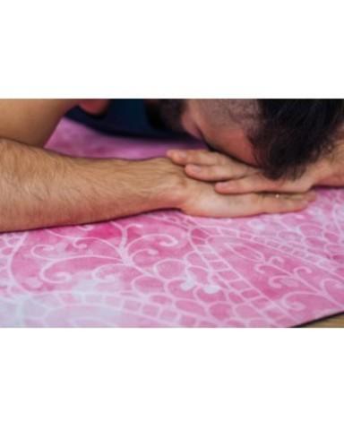 Каучуковый коврик для йоги Inspiration 183*61*0,3см