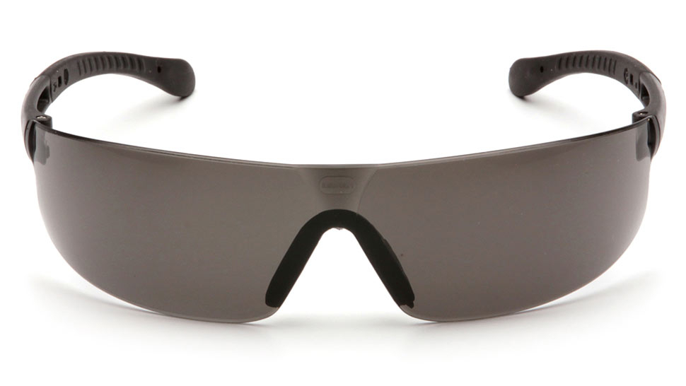 Очки стрелковые Pyramex Provoq S7220S темно-серые 23%