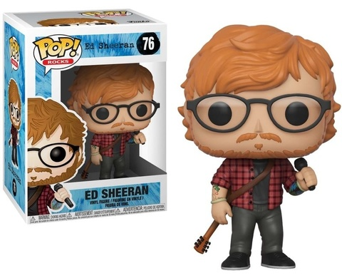 Ed Sheeran Funko Pop! || Эд Ширан