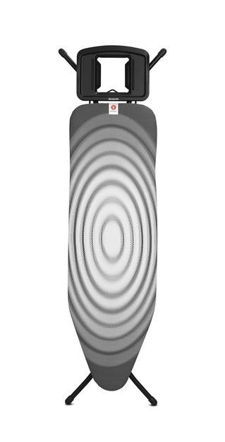 Гладильные доски Гладильная доска 124x38 см Brabantia Титановые круги 101069.jpg