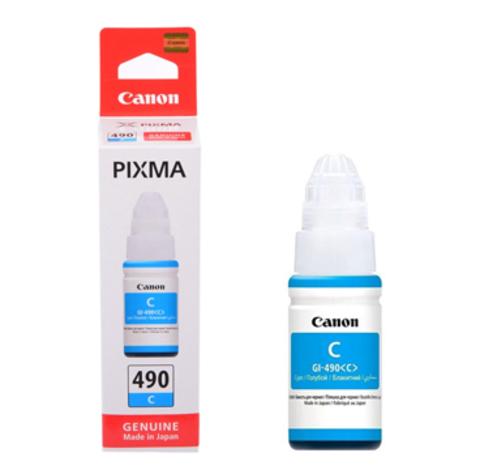 Картридж Canon GI-490 C/0664C001