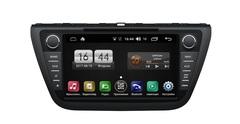 Штатная магнитола FarCar s170 для Suzuki Sx-4 14+ на Android (L337)