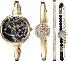 Женские наручные часы Anne Klein 3080GBST в наборе